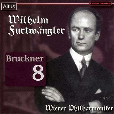 交響曲第8番[ハース版] フルトヴェングラー&ウィーン・フィル(1944 ライヴ)(エルプレーザー復刻)