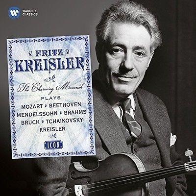フリッツ・クライスラー/EMIレコーディングス(10CD)