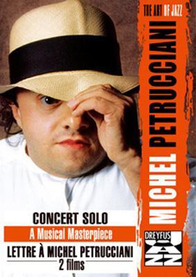 Solo Marciac +Lettre A Michel Petrucciani