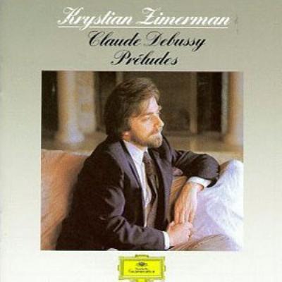 前奏曲集第1巻、第2巻 ツィマーマン(2CD)