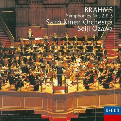 交響曲第2番、第3番 小澤征爾&サイトウ・キネン・オーケストラ