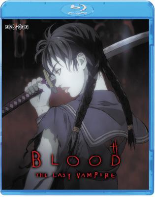 BLOOD THE LAST VAMPIRE 【Blu-ray】