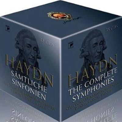交響曲全集 ラッセル・デイヴィス&シュトゥットガルト室内管(37CD)