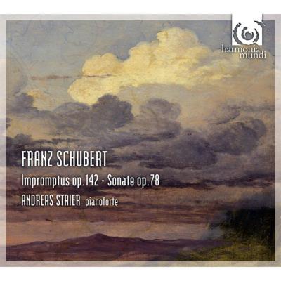 ピアノ・ソナタ第18番『幻想』、4つの即興曲 シュタイアー