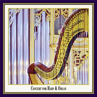 ハープとオルガンによるコンサート カイザー、ノルトホフ