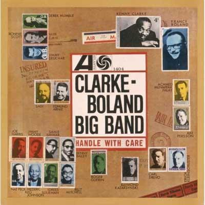 Clarke / Boland Big Band