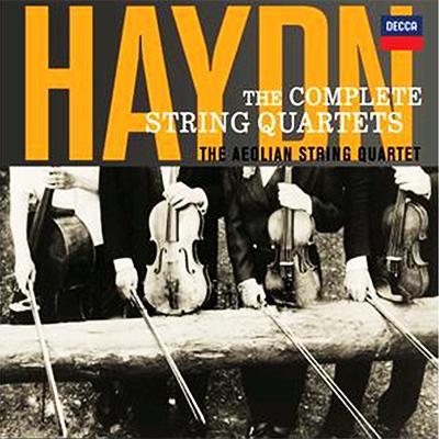 Comp.string Quartets: Aeolian Sq