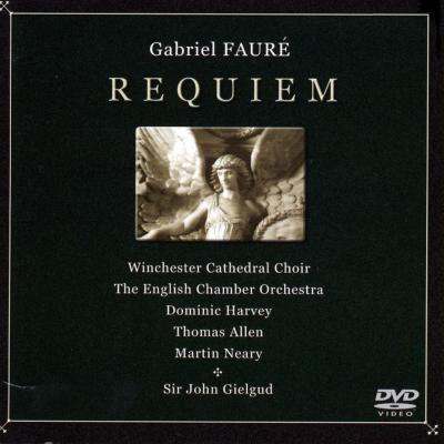 レクィエム ニアリー&イギリス室内管、ウィンチェスター大聖堂聖歌隊