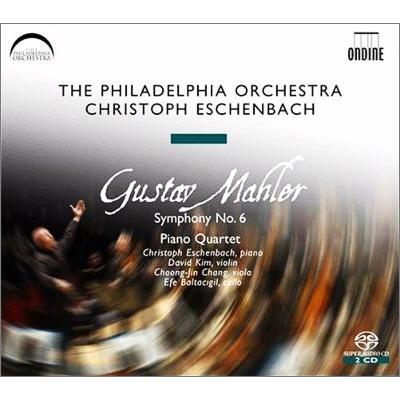 交響曲第6番『悲劇的』、他 エッシェンバッハ&フィラデルフィア管弦楽団
