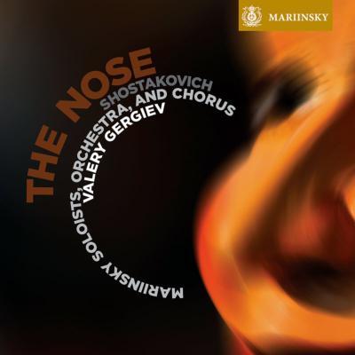 『鼻』全曲 ゲルギエフ&マリインスキー劇場、スリムスキー、セミシュクル、他(2008 ステレオ)(2SACD)