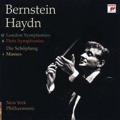 ロンドン交響曲集、パリ交響曲集、『天地創造』、ミサ曲集 バーンスタイン&ニューヨーク・フィル、他(12CD)