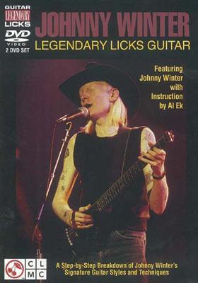 Legendary Licks Guitar
