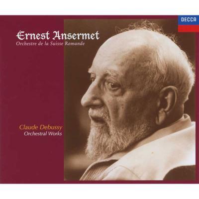 管弦楽曲集 アンセルメ&スイス・ロマンド管(3CD)