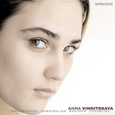 Anna Vinnitskaya -Rachmaninov, Gubaidulina, Medtner, Prokofiev