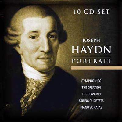Joseph Haydn-portrait