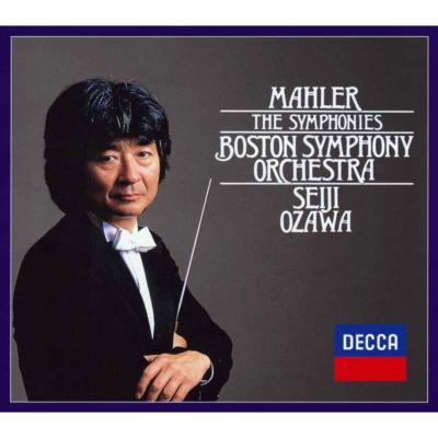 交響曲全集 小澤征爾&ボストン交響楽団(14CD)