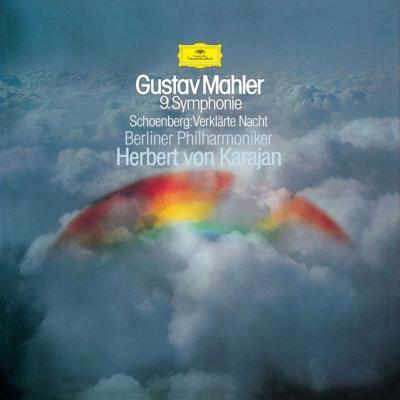 マーラー:交響曲第9番(1979−80)、シェーンベルク:浄夜 カラヤン&ベルリン・フィル(2CD)