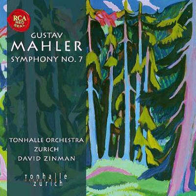 交響曲第7番『夜の歌』 ジンマン&チューリヒ・トーンハレ管弦楽団
