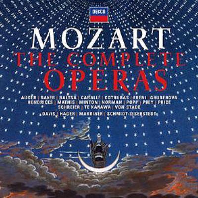 Complete Operas : Schreier / Hager / C.Davis / Marriner / S-Isserstedt / Harrer / (44CD)
