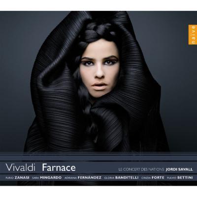歌劇『ファルナーチェ』全曲 サヴァール&ル・コンセール・デ・ナシオン、ザナージ、フェルナンデス、他(2001 ステレオ)(3CD)