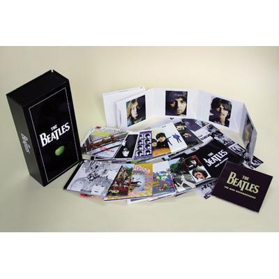 Beatles (Long Card Box With Bonus DVD)