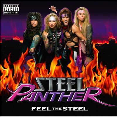 Feel The Steel: 鋼鉄の女豹