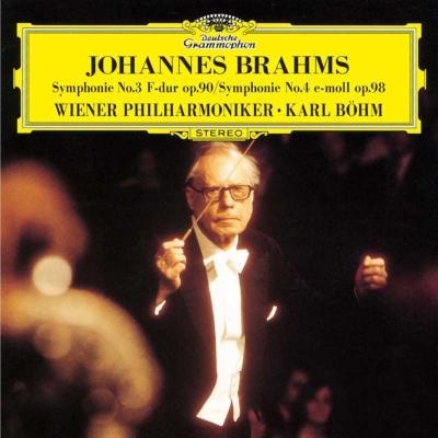 交響曲第3番、第4番 ベーム&ウィーン・フィル(限定盤)