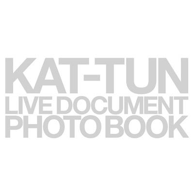 KAT-TUN LIVE DOCUMENT PHOTO BOOK BREAK T …そして今、記録を破った!