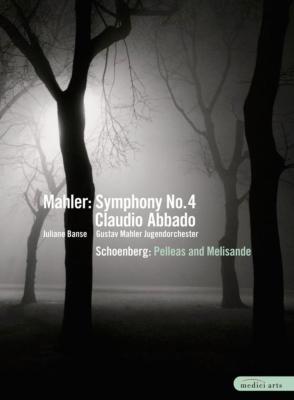 マーラー:交響曲第4番、シェーンベルク:ペレアスとメリザンド アバド&グスタフ・マーラー・ユーゲント管、バンゼ