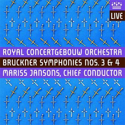 交響曲第3番、第4番『ロマンティック』 ヤンソンス&コンセルトへボウ管(2SACD)