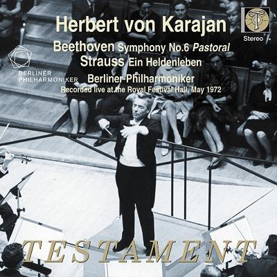 R.シュトラウス:英雄の生涯、ベートーヴェン:交響曲第6番 ...