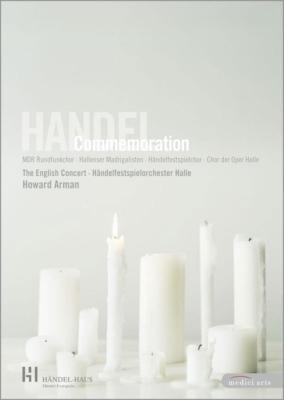 ヘンデル没後250年記念コンサート アルマン&イングリッシュ・コンサート、ハレ・ヘンデル音楽祭管