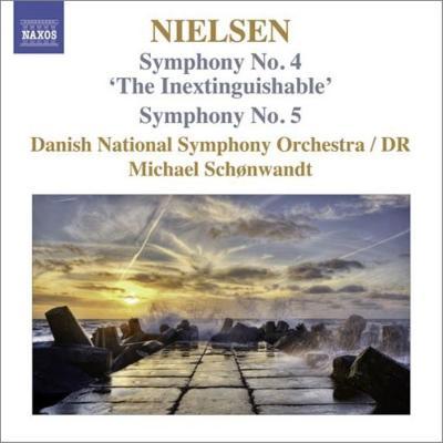 交響曲第4番『不滅』、第5番 ショーンヴァント&デンマーク国立放送 ...