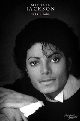 マイケル ジャクソン: ブラック & ホワイト ポスター