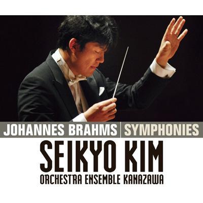 交響曲全集 金聖響&オーケストラ・アンサンブル金沢(4CD)