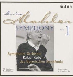 Sym, 1, : Kubelik / Bavarian Rso (1979 Live) : マーラー(1860-1911 ...