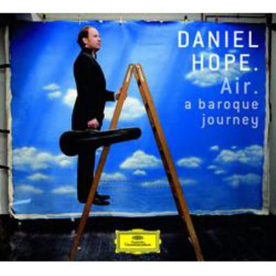 『G線上のアリア〜バロックの旅』 ダニエル・ホープ、ヨーロッパ室内管弦楽団員