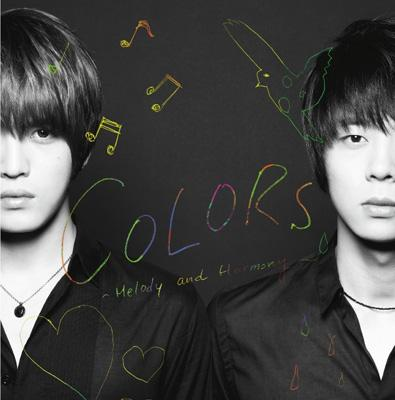 Colors-Melody And Harmony-/Shelter