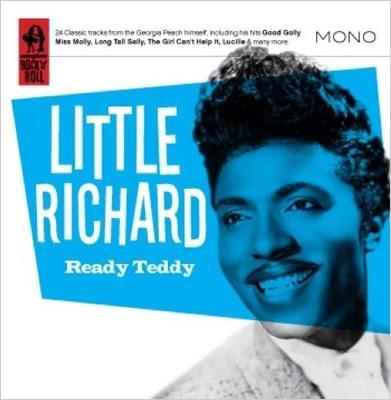 Ready Teddy : Little Richard | HMV&BOOKS online - SROLLCD822