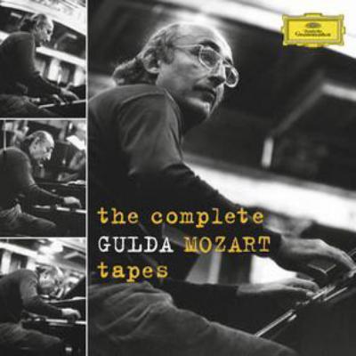 Piano Sonatas -Complete Mozart Tapes : Gulda (6CD)