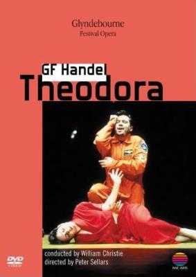 『テオドーラ』全曲 セラーズ演出、クリスティ&インライトゥメント管、アップショー、ハント、他(1996 ステレオ)