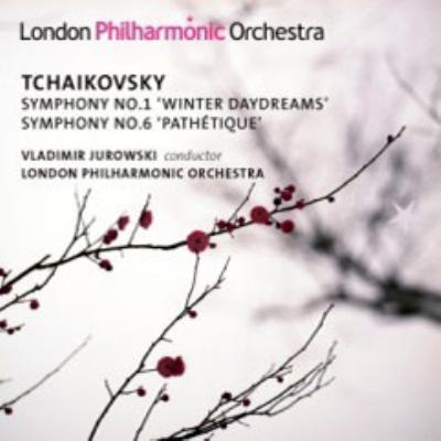 交響曲第1番『冬の日の幻想』、交響曲第6番『悲愴』 V.ユロフスキ&ロンドン・フィル(2CD)