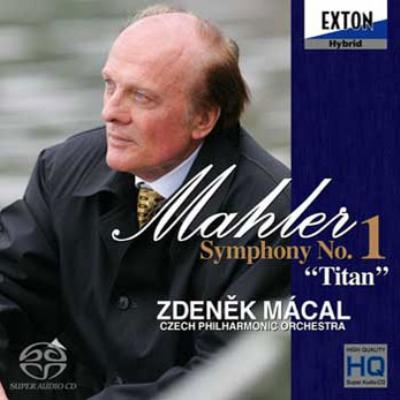 交響曲第1番『巨人』 マーツァル&チェコ・フィル