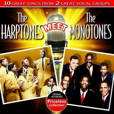 Harptones Meet The Harptones