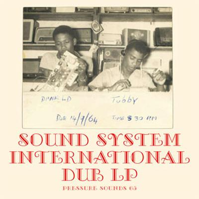 Sound System International Dub Lp