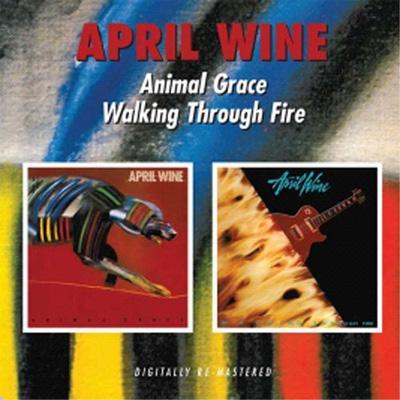 Animal Grace / Walking Through Fire