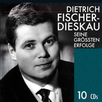 ディートリヒ・フィッシャー=ディースカウ名唱集(10CD)