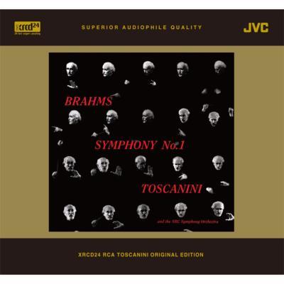 交響曲第1番 トスカニーニ&NBC交響楽団(1951)(XRCD)
