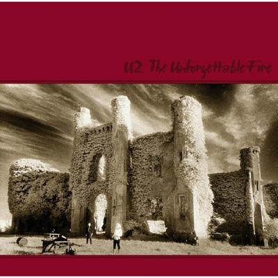 Unforgettable Fire: 焔