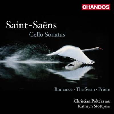 チェロ・ソナタ第1番、第2番、ロマンス、白鳥、祈り ポルテラ、ストット